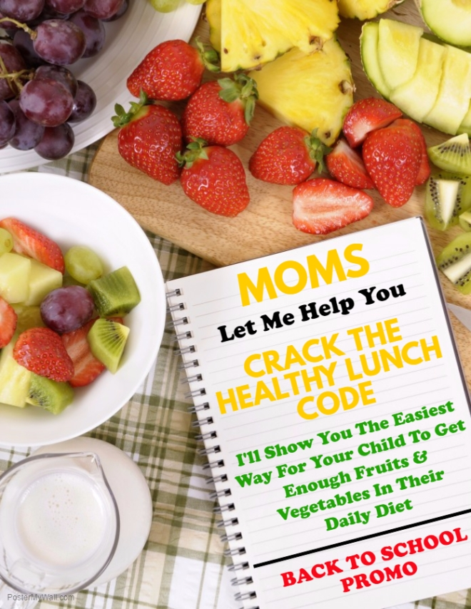 Copy of Healthy Cooking Flyer Template
